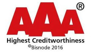 Kaapelipojat - AAA Luottoluokitus